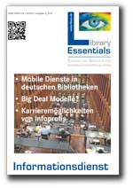 Cover Library Essentials Ausgabe 04/2012