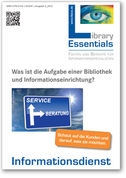 Cover Library Essentials Ausgabe 05/2012