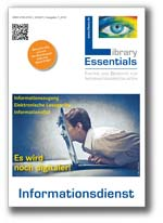 Cover Library Essentials Ausgabe 07/2012