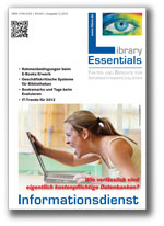 Cover Library Essentials Ausgabe 09/2012