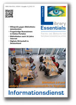 Cover Library Essentials Ausgabe 10/2012