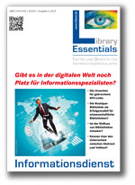 Cover Library Essentials Ausgabe 02/2013