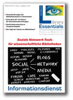 Cover Library Essentials Ausgabe 03/2013
