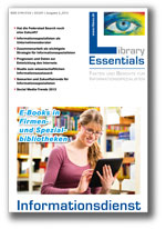 Cover Library Essentials Ausgabe 05/2013