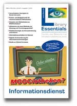 Cover Library Essentials Ausgabe 07/2013