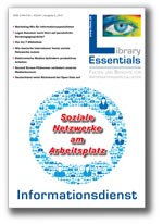 Cover Library Essentials Ausgabe 09/2013