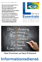 Cover Library Essentials Ausgabe 2/2014