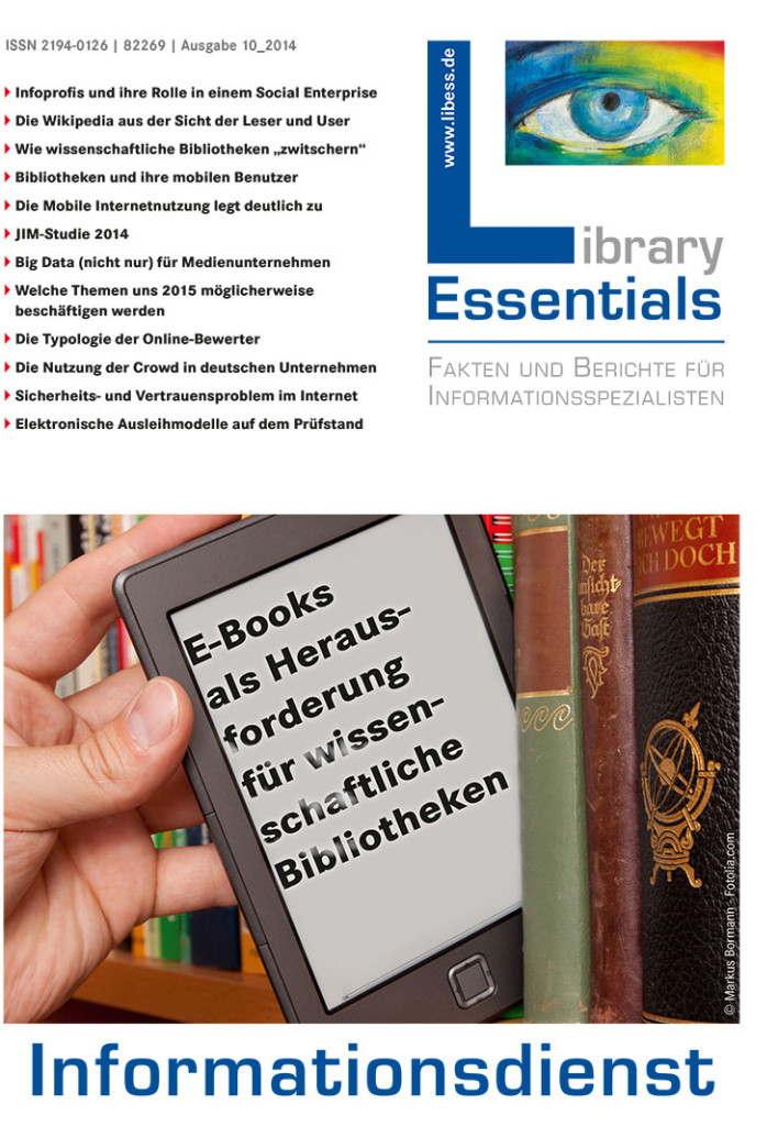 Cover Library Essentials Ausgabe 10/2014