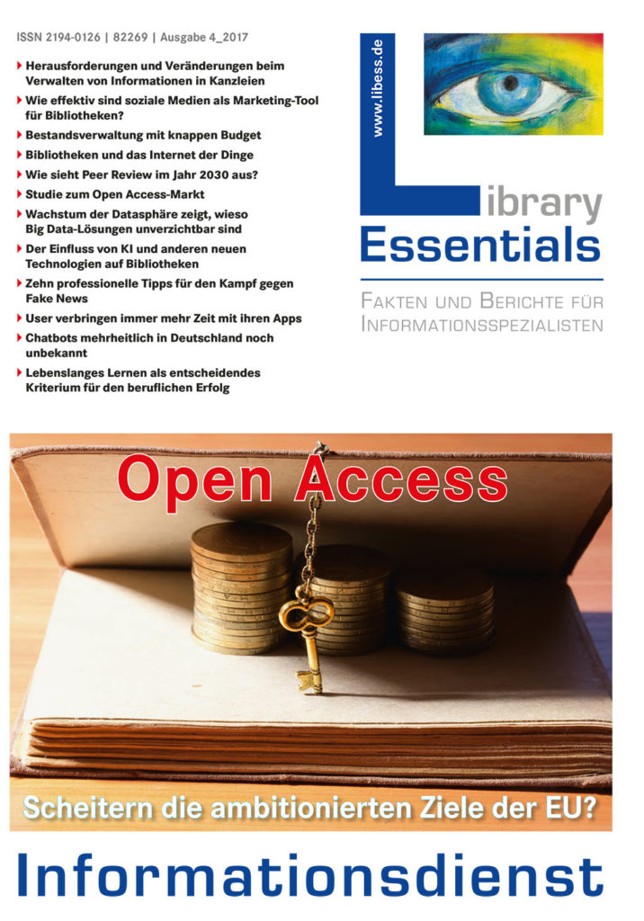 Cover Library Essentials Ausgabe 4/2017