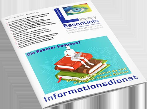 Library Essentials - Ausgabe 06/21